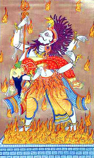 Shiva's Grief