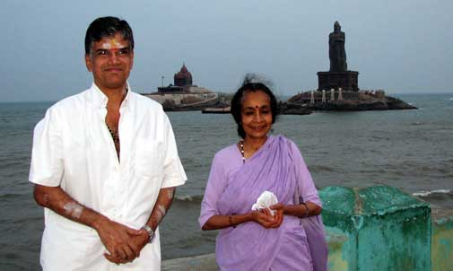 Mataji & Swamiji