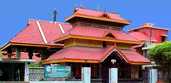 Rudrathirta. The temple of Mammiyoor