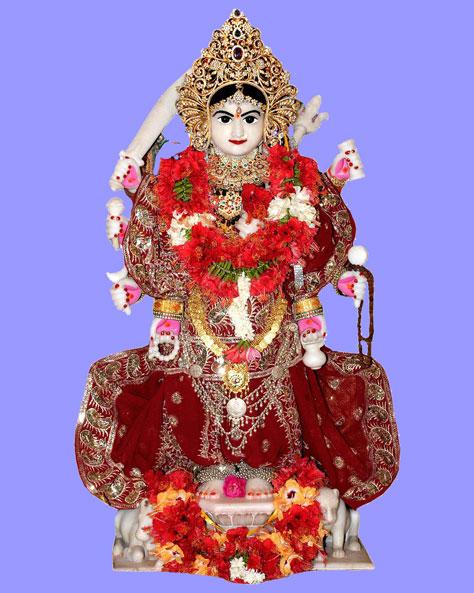 Harsiddhi-Mata