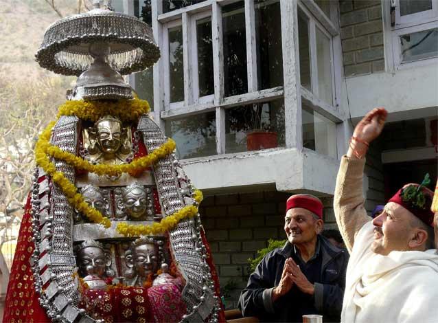 Suresh & Raman Welcome Devata